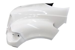 2004 to 2010 Ford F650, F750, F850 Hood - left side - JP-F21