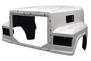 1982 TO 1997 Ford LTL HOOD WITH QUAD HEADLIGHTS