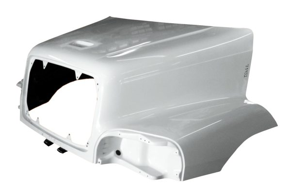 2002 to 2004 Freightliner Century C112 HOOD - Right Side - JP-FL30E