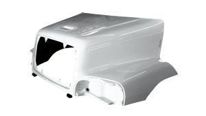 1996 to early 2002 Freightliner Century C112 Hood