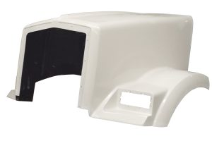 1995 to 2006 Kenworth T800 Hood for AeroCab trucks - JP-K11