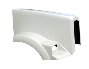 2007 AND NEWER KENWORTH T800 Hood - SPLIT FENDER - JP-K33