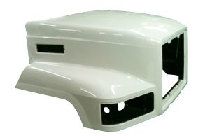 1989 and newer Mack CH613 Hood Economy - right side - JP-M08E