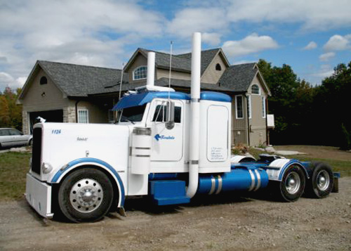 Peterbilt Gallery | Jones Performance