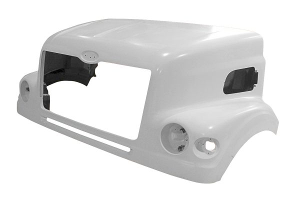 Sterling L7501 Hood with round headlights - JP-S10