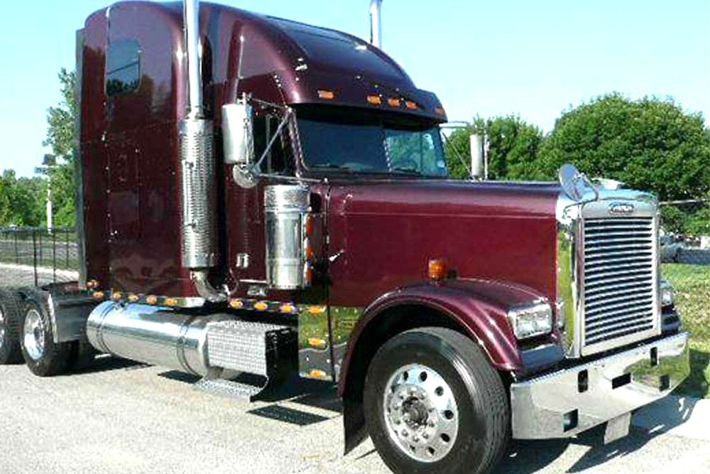 2004 And Newer Freightliner Classic Xl Hood Jp Fl17