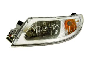 International 4100, 4200, 4300, and 4400 headlight assembly Left Hand
