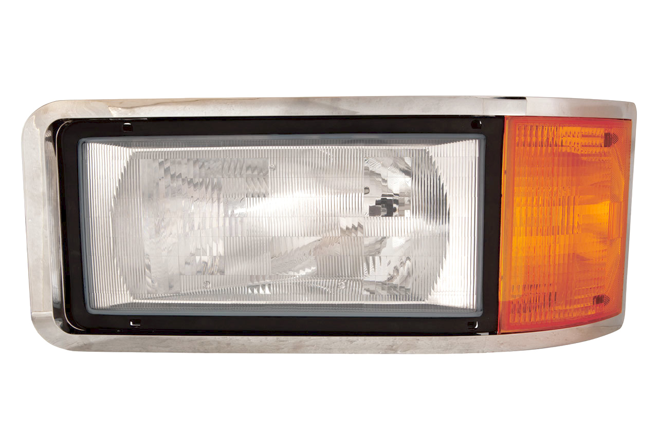 1990 to 2007 Mack CH600 CL600 / CL700 Headlight Assembly