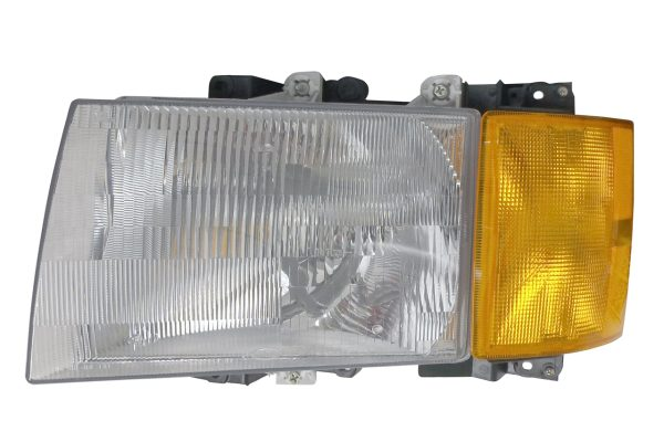 OEM FORD LTA HEADLIGHT ASSEMBLY - Front
