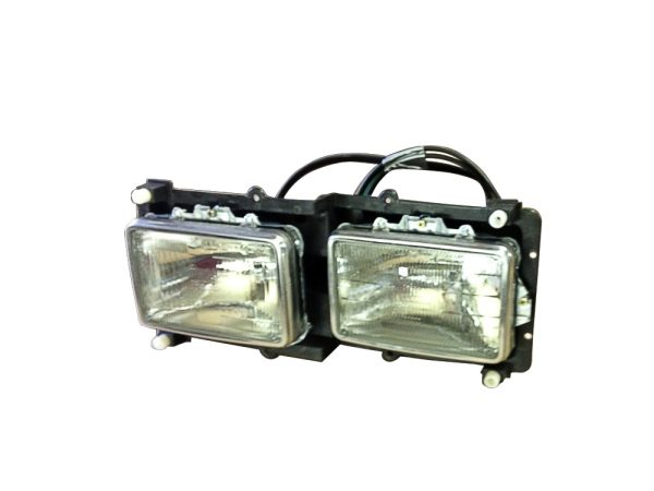 FREIGHTLINER FLD120 FLD112 STAGGERED HEADLIGHT ASSEMBLY