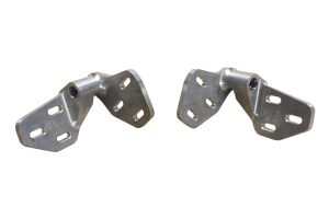 Ford LTL, hinge left & right, aluminum with Teflon bushing