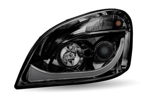 Freightliner Cascadia LED Projector Headlight Assembly
