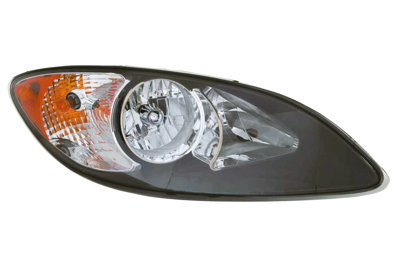 2008 to 2015 International ProStar Headlight Assembly