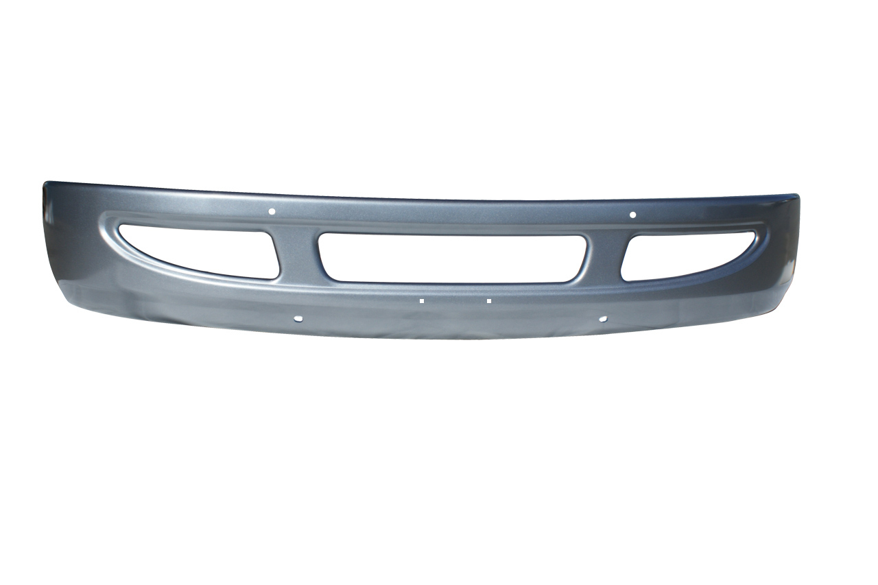 International 4200, 4300, 4400, and 8600 series bumper argent