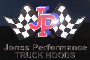 Jones Performance Truck Hoods sticker decal