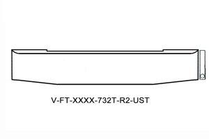 Kenworth W900B Bumper
