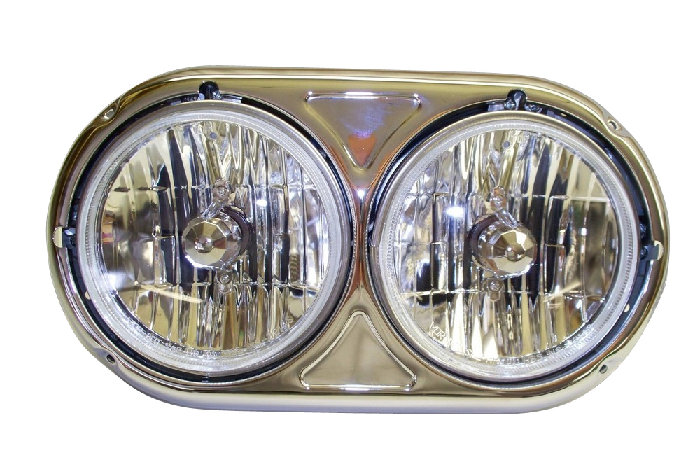 Kenworth A MODEL DUAL HEADLIGHT ASSEMBLY - RIGHT SIDE - 499-217408I