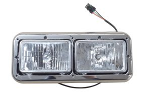 Right Side KENWORTH HEADLIGHT ASSEMBLY UPGRADE - 499-417520I