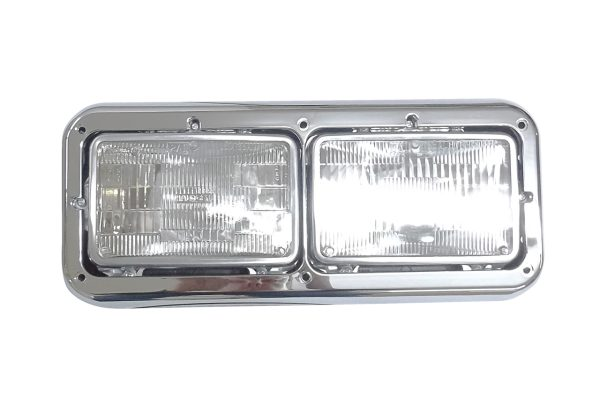 kenworth t600 t800 w900 headlight assembly - 499-411075i