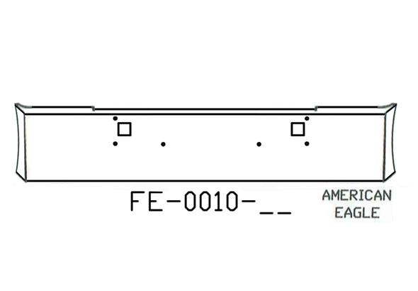 140-FE-0010-58 Aftermarket, Fits Kenworth W900L W900B