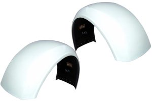 Peterbilt 379 Custom Fenders - FAT BOY FLOAT Fenders - PAIR - JP-P361