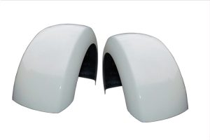 Peterbilt 379 Custom Fenders - OUTLAW II - Both sides - JP-P360