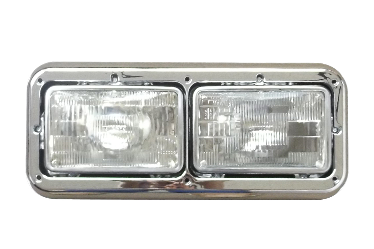 Peterbilt headlight assembly 499-411013i