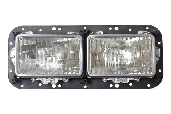 Peterbilt headlight assembly internal view 499-411014I