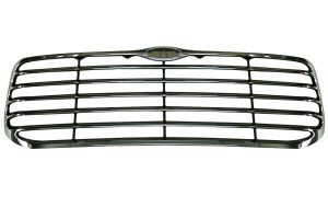 Sterling AT LT Chrome Grill A17-14068-000 - front