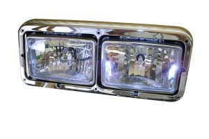 FREIGHTLINER or WESTERN STAR HEADLIGHT ASSEMBLY - Left side - 499-417539i
