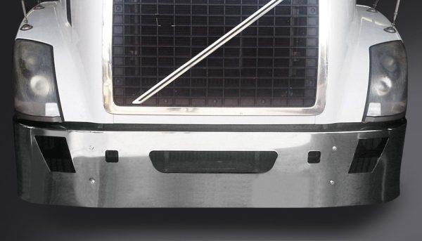 2004 to 2015 Volvo VNL64T, VNL630, VNL670, VNL780 Chrome bumper   Jones Performance