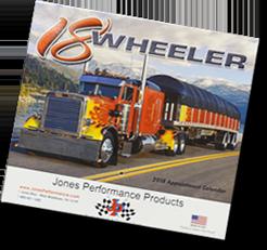 Jones Performance Products Calendar