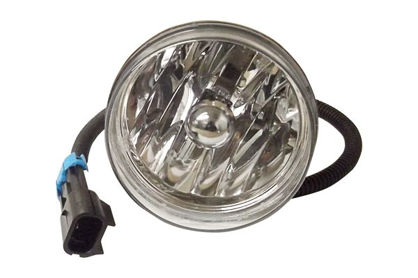 Mack CHN, CHU, CXU fog / driving light
