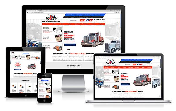 New Website features