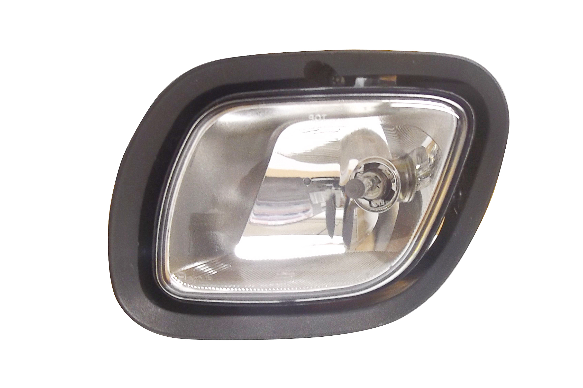 2008 to 2014 Freightliner Cascadia drivers side Fog light - Front view