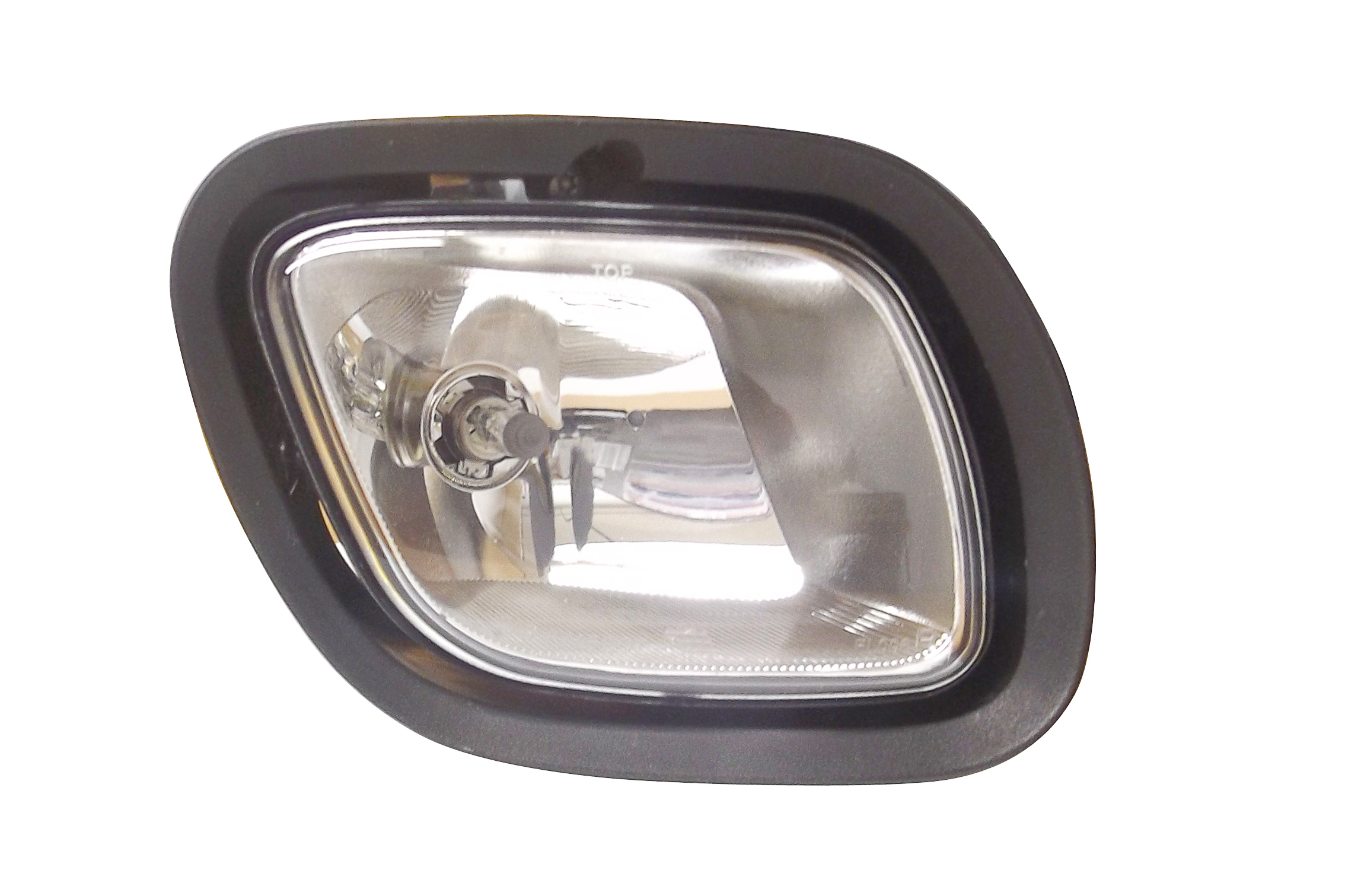 2008 to 2014 Right side Freightliner Cascadia foglight - front view