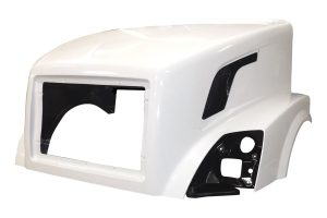 Volvo VNL hood - Generation 2 - left side view - JP-V11