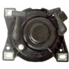 Kenworth T660 foglight assembly. Peterbilt 579 foglight assembly - rear view