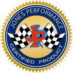 Jones Performance Certified Products