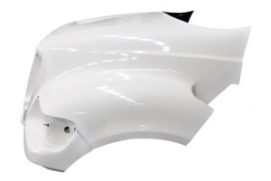 2005 through 2010 Ford F650 F750 F850 Hood JP-F21