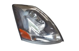 Volvo VN II headlight Assembly - side