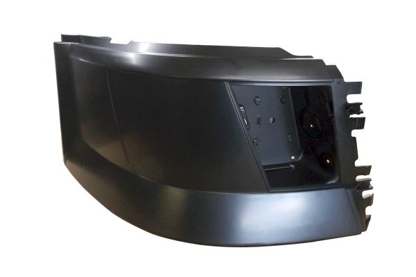 2004 to 2015 Volvo VN VNL Right Bumper End With Fog Light