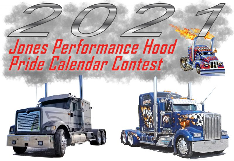 Jones Performance's Hood Pride Calendar Contest