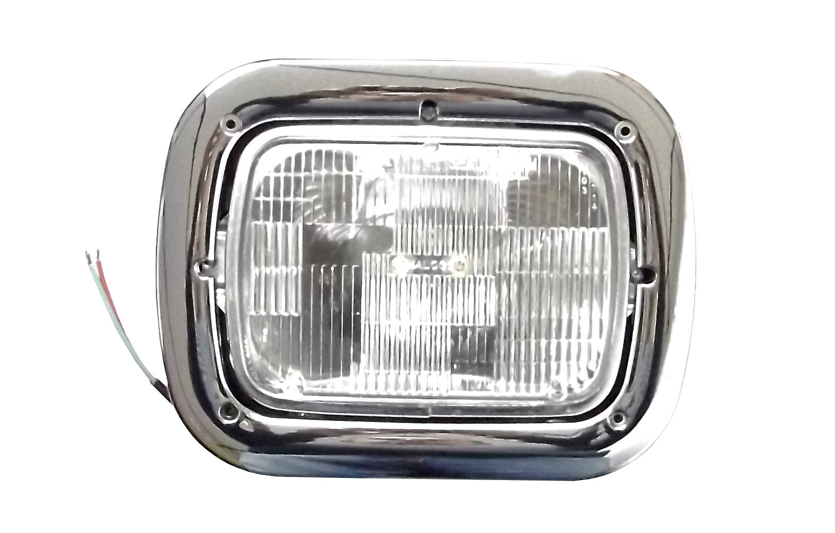 00924-3347 Universal 200mm headlight Assembly with Bezel
